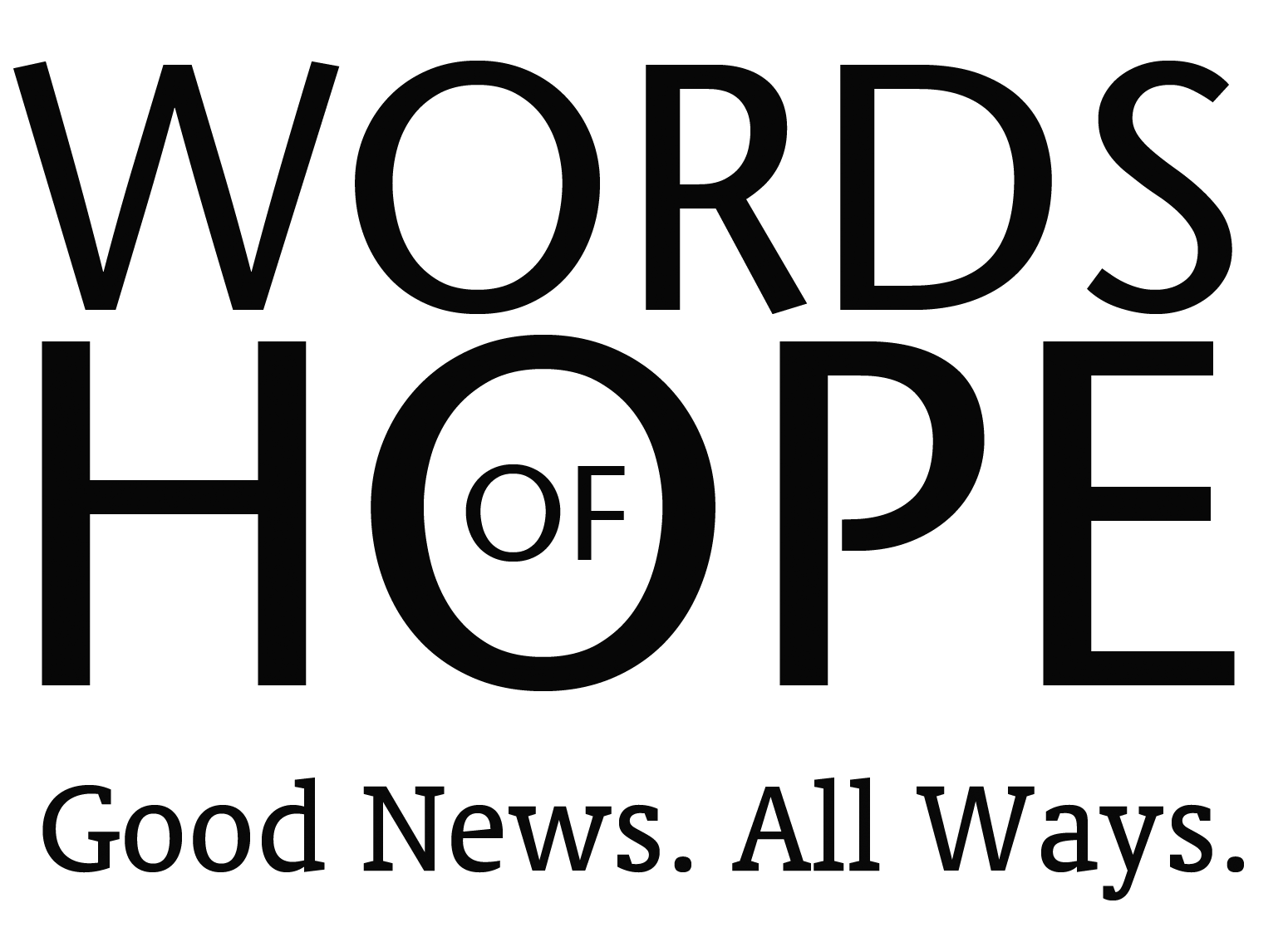 Words of HOPE